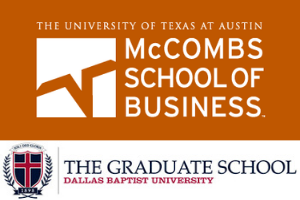 I graduated with my BBA in Marketing from the University of Texas and my MA in International Studies - Global Business from Dallas Baptist University.