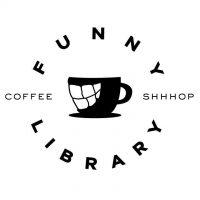 Funny Library Coffee Shop - Dallas